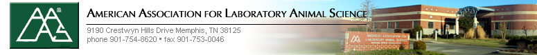 American Association for Laboratory Animal Science